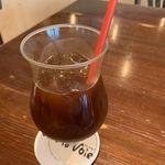 カフェラヴォワ - 天空(そら)のアイスコーヒー