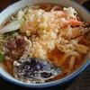 よしなや - 料理写真:上天ぷらうどん。
