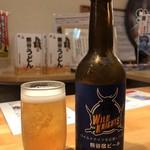 熊たまや - 「熊谷宿ビール」400円