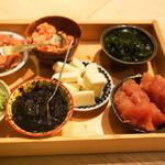 泉岳寺前 瀧口 - ご飯のおとも