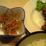 Otokohatsurai - 日替わりの小鉢