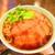 そば処 千家 - 料理写真:メガとんかつそば 1500円(税込)のアップ【2019年10月】