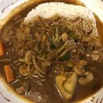Rahoru - インド風カレー 野菜