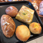 金太郎パン - 購入したパン