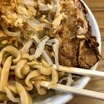 ヒノブタセカンド - 汁なしの麺