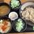 ゆで太郎 - 料理写真:朝そば(納豆)360円&クーポンでカレールー(2019.9.11)