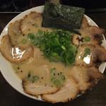 拉麺 豚平 - 全のせ豚平ラーメン