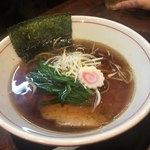 麺処 ほんだ - 料理写真:醤油