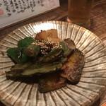 暮ラシノ呑処 オオイリヤ - 島野菜のグリル