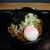 名代 富士そば - 料理写真:玉子そば