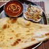 タンドリーレストランアサ - 料理写真:【Aセット】選べるカレーはラムカレー♪