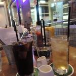 117486634 - アイスコーヒー200円2018年8月19日hasamu
