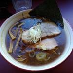 えにし - 料理写真:ミックスラーメン(醤油)
