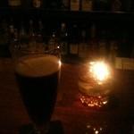 カーライル - ダークラガー。季節によって生ビールが変わるそうです。すてき☆