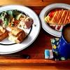 カフェ&デリ オッキアーリ - 料理写真:オムレツにグレードアップ