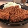 とんかつ 三田 - 料理写真:トップフォト サービス定食のとんかつ
