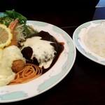 レストラン三國 - コンビランチ