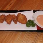 串焼き処蔵人 - 料理写真:つくだしチキンカツ
