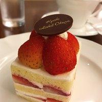 カフェ レックコート-ショートケーキ