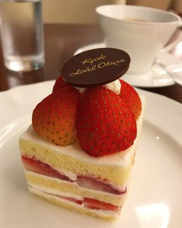カフェ レックコート - ショートケーキ