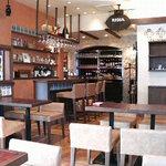 スペインバル ElceroUno - 新しい店内