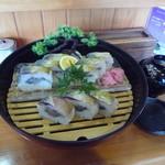 関の瀬 - 関サバ寿司
