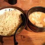 虎龍 - 味噌つけ麺