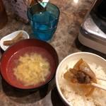 司バラ焼き大衆食堂 - 十和田バラ焼き定食