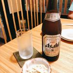 やぶ久 - ドリンク写真:瓶ビール