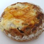 11751673 - 野菜のフォンデュライ麦パン(\231、2012年2月購入)