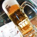 11751684 - 生ビール 550円