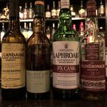 Bar Style - シェリー酒とその樽で熟成されたウイスキー