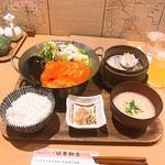 鶴亀飯店 - 特選海老チリSET