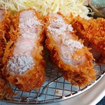 tonkatsuhamaya - やっぱり塩ヾ( 〃∇〃)ツ キャーーーッ♪