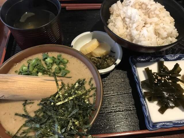豆腐料理 山芋料理 知客茶家>