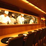 みちば和食 銀座 たて野 - カウンターでお酒を楽しんでもらうための酒の肴コース(10.000円:)はじまりました。