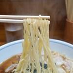 まるいち - 麺