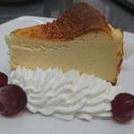 バルビビエンド - バスクチーズケーキ