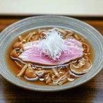 木山 - ☆鴨蕎麦の冷や