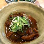 なじみ野 - 牛すじ土手焼き