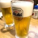 なじみ野 - 生ビール