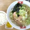 昇龍 - 料理写真:塩_750円、小ライス_100円