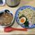 音七 - 料理写真:つけ麺 並 太麺750円