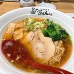 れんげ食堂 Toshu - ラーメン