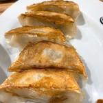 れんげ食堂 Toshu - 餃子