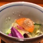 博多呑場 五右エ門 - 彩り野菜