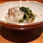 博多呑場 五右エ門 - 北海の蛸たたき