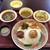 トルカリ - 料理写真:わがままセット(カレーセットにスモールサイズのビリヤニが追加)