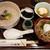 松葉 - 料理写真:そばがゆセット