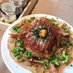 Real Grill Kitchen - 豚丼 ランチでお楽しみください。